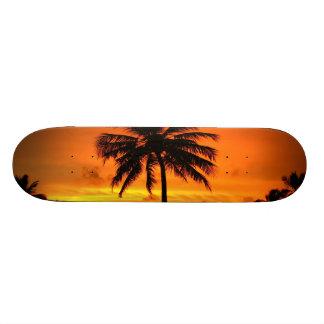 Wonderful Sunset Skateboard Deck
