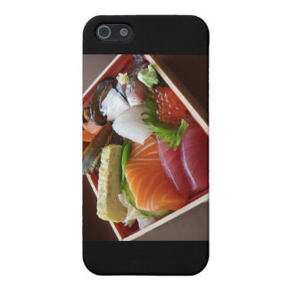 Wonderful Sushi Plate On Cards & Gifts Case For iPhone SE/5/5s