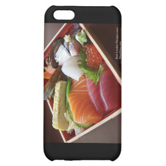 Wonderful Sushi Plate On Cards & Gifts iPhone 5C Cases