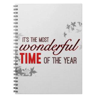 Wonderful Time Notebook
