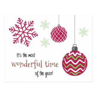 Wonderful time of the year | Greeting Cards