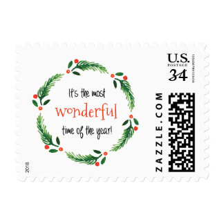 Wonderful Time of the Year | Postage Stamps