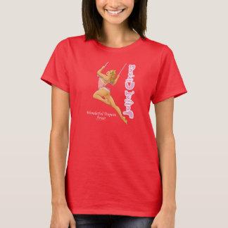 Wonderful Trapeze Artist 5 Juliet Circus T-Shirt