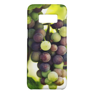 Wonderful Vine Grapes,  Autumn Fall Sun Case-Mate Samsung Galaxy S8 Case
