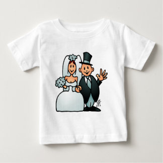 Wonderful Wedding Baby T-Shirt
