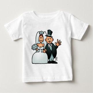 Wonderful Wedding Baby T-Shirt