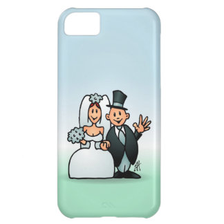 Wonderful Wedding Case For iPhone 5C