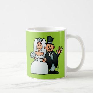 Wonderful Wedding Coffee Mug