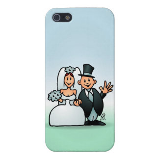Wonderful Wedding Cover For iPhone SE/5/5s