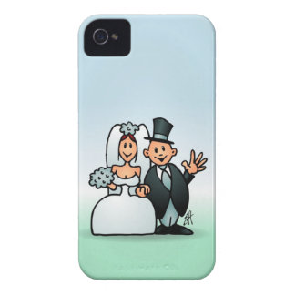 Wonderful Wedding iPhone 4 Case