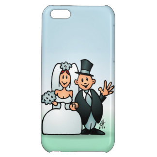 Wonderful Wedding iPhone 5C Cover