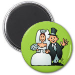 Wonderful Wedding Magnets