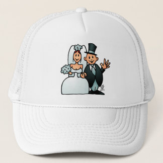 Wonderful Wedding Trucker Hat