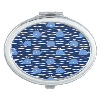 Wonderful Whales Mirrors For Makeup