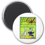 Wonderful Wizard Of Oz Fridge Magnet