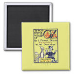 Wonderful Wizard of Oz Fridge Magnets