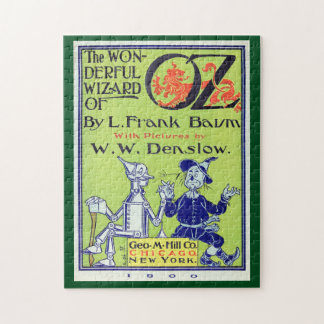 Wonderful Wizard of Oz Jigsaw Puzzle
