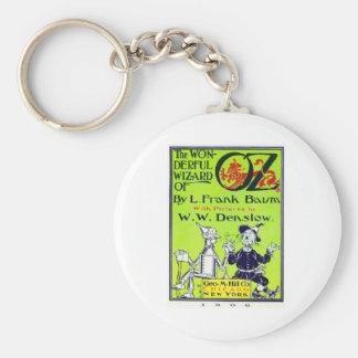 Wonderful Wizard Of Oz Keychain