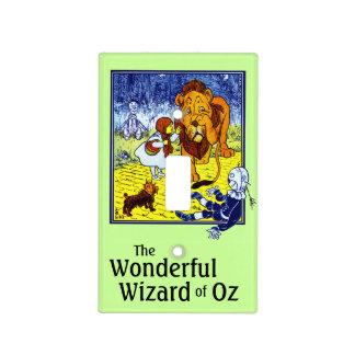 Wonderful Wizard of Oz Light Switch Plates