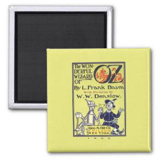 Wonderful Wizard of Oz Magnet