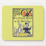 Wonderful Wizard of Oz Mousepad