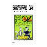 Wonderful Wizard Of Oz Postage Stamp