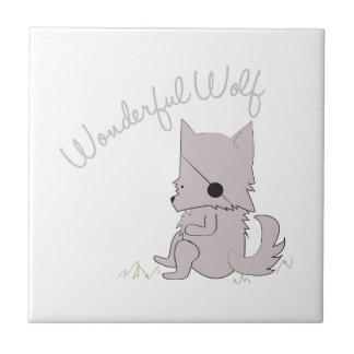 Wonderful Wolf Tiles