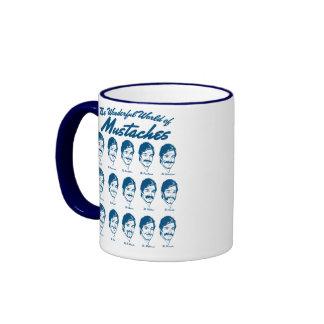 Wonderful World of Mustaches Mug