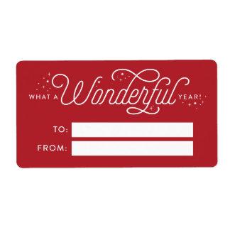 Christmas <br />Gift Tags
