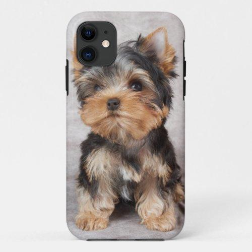 Wonderful yorkie Phone Case