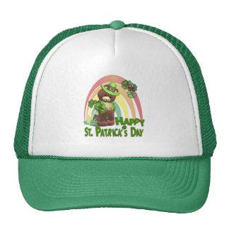 Wonderfully Cute, Very Shy Irish Bear #2 Trucker Hat