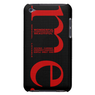 Wonderfully me iPod Case-Mate cases