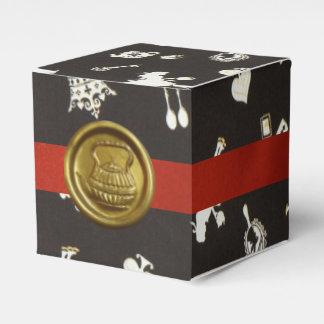 Wonderland 1 favor box