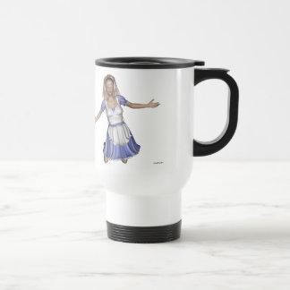 Wonderland Alice Travel Mug