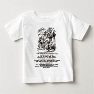 Wonderland Be What You Would Seem To Be Duchess Baby T-Shirt