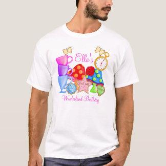 Wonderland Birthday T Shirt