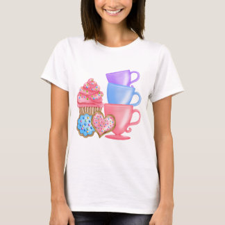 Wonderland  Birthday Tea Party T-Shirt