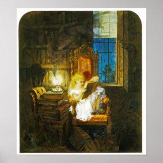 Wonderland  by Adelaide Claxton Print