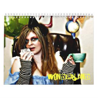 Wonderland Calendar