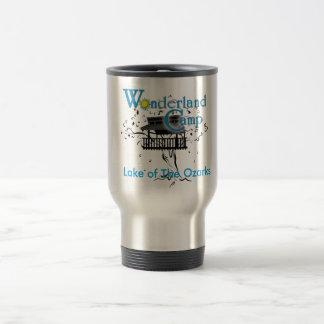 Wonderland Camp Travel Mug