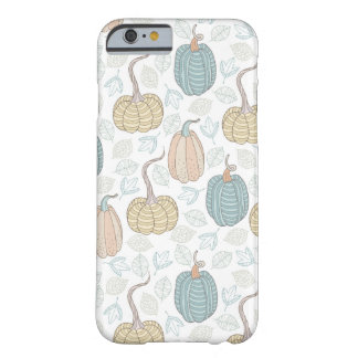 Wonderland Gourds & Squash Pattern Barely There iPhone 6 Case