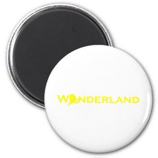 Wonderland Humpty Dumpty 2 Inch Round Magnet