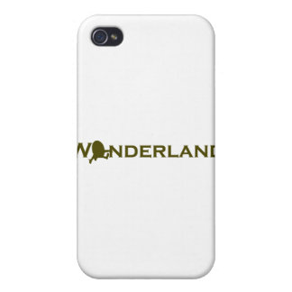 Wonderland Humpty Dumpty iPhone 4 Cases