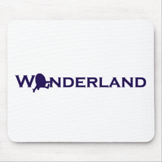 Wonderland Humpty Dumpty Mouse Pad