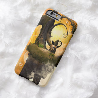 Wonderland in the universe barely there iPhone 6 case