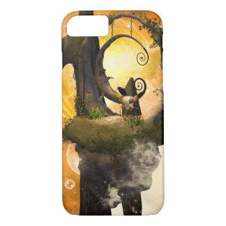 Wonderland in the universe iPhone 8/7 case