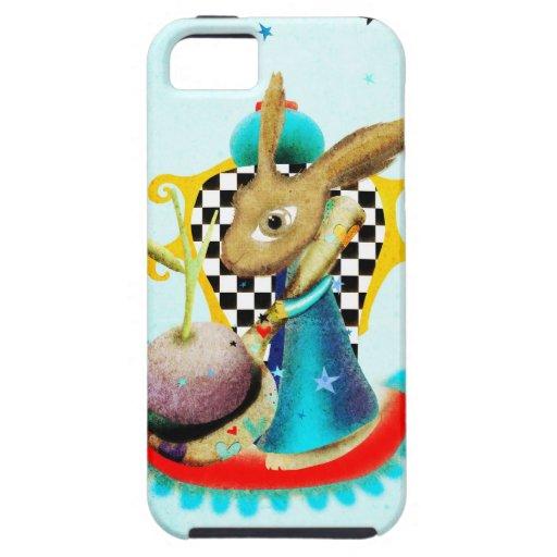 Wonderland iPhone 5 Cases