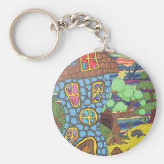 Wonderland Keychain