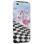 Wonderland Pink Flamingo Fantasy iPod Touch Case