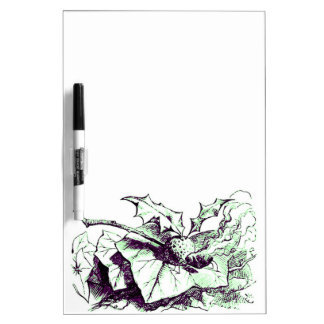 Wonderland Snap Dragonfly Dry Erase Board